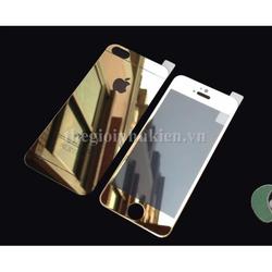 Kính cường lực gương 2 mặt Glass cho iPhone 5