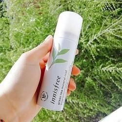 Xịt Khoáng Trà Xanh Green Tea Mineral Mist 50ml