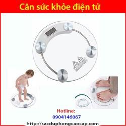 Cân sức khỏe điện tử 180kg