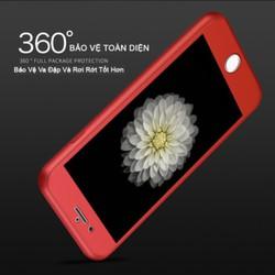 Ốp Lưng Nhựa Dẻo Màu Đỏ Cho Iphone 6 Plus