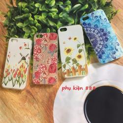 Ốp lưng Iphone 5 5s dẻo nhiều hình