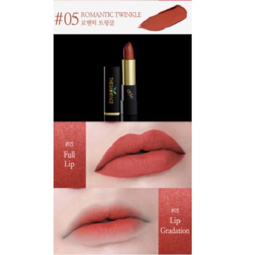 Son The Skin Face Bote Lipstick Romantic Series màu 05 - Mẫu Mới 2018 - 10571273 , 8659853 , 15_8659853 , 105000 , Son-The-Skin-Face-Bote-Lipstick-Romantic-Series-mau-05-Mau-Moi-2018-15_8659853 , sendo.vn , Son The Skin Face Bote Lipstick Romantic Series màu 05 - Mẫu Mới 2018