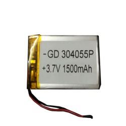 Pin Polymer 3.7V 1500mAh