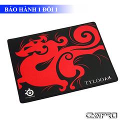 Miếng Lót Chuột Game TyLoo Loại Dày Size 32x24cm