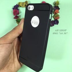 Ốp lưng Iphone 5G 5S dẻo đen
