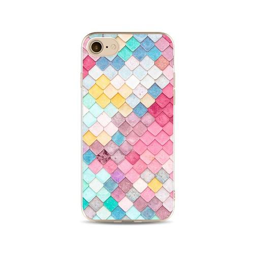 Ốp lưng hình hoa văn vảy màu iphone 6-6s-6plus-6splus-7-7lus-8-8plus