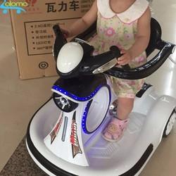 Xe điện tự lái có điều khiển từ xa cho bé 1-10 tuổi