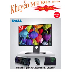 Màn hình chuyên đồ họa 24inch Dell Ultrasharp U2417H đẳng cấp LCD
