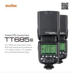 Đèn Flash GODOX TT685N - GN60 - HSS - TTL for Nikon