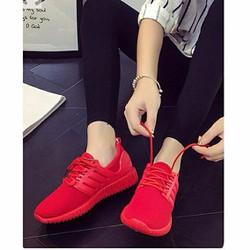 Giày thể thao nữ đỏ