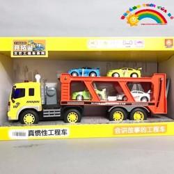 Xe oto vận tải 4 siêu xe KTCB648