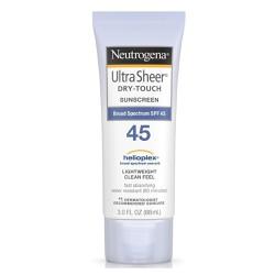 Kem chống nắng Neutrogena Ultra Sheer Dry-Touch Sunscreen SPF 45