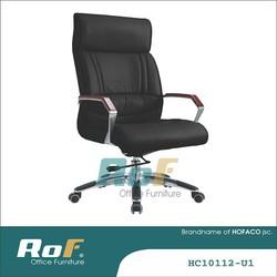 ghế văn phòng nhập khẩu rof hc112-đen
