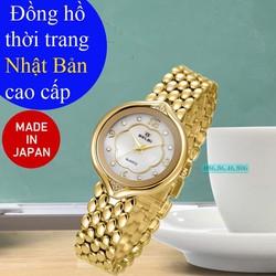 Đồng hồ thời trang nữ Cao Cấp thương hiệu Fuji Belbi