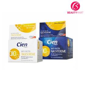 Bộ dưỡng ẩm ngày đêm Cien Q10 - Bộ dưỡng ẩm ngày đêm Cien