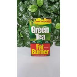 Giảm cân Green Tea Fat Burner 200 viên