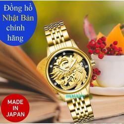 Đồng hồ thời trang cao cấp Phượng Hoàng 3D- Fuji Phoenix