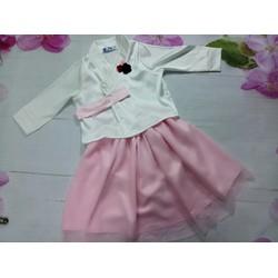 Hanbok cho bé gái từ 10kg đến 25kg