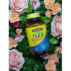 Triple Flex Nature Made 170 Viên Điều Trị Các Bệnh Về Xương Khớp