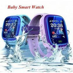 đồng hồ chống nước định vi trẻ em DF25