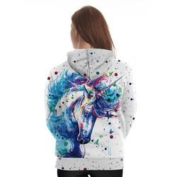 áo thun hoodie con ngựa 7 màu Mã: NT1877