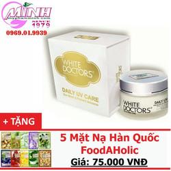 Kem Chống Nắng Ngừa Nám White Doctors