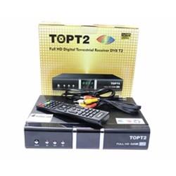 Đầu thu truyền hình số mặt đất DVB-T2