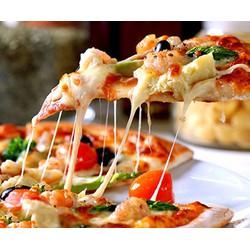 Tổng hóa đơn thanh toán toàn Menu  Không giới hạn số lượng Voucher tại Centro Pizza