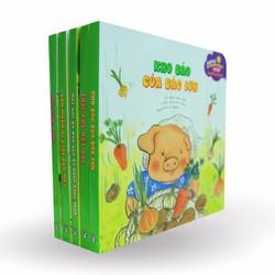 Combo Sách Phát triển Trí não sớm cho trẻ từ 0 đến 2 tuổi