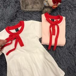 Váy thun dành cho bé gái