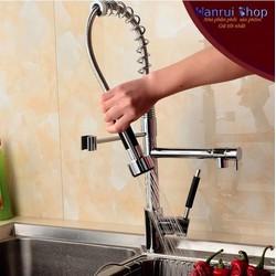 Vòi rửa chén cao cấp thiết kế từ công nghệ Đức Home and Garden