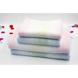 Khăn tắm Nhật Nissen mẫu sọc to size to