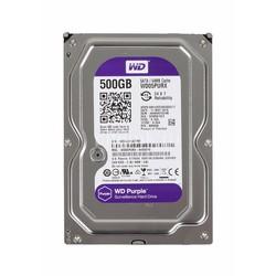 Ổ cứng HDD Western Digital Purple Tím 1TB