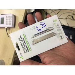 miếng dán nút home màu trắng dùng cho iphone 6 plus
