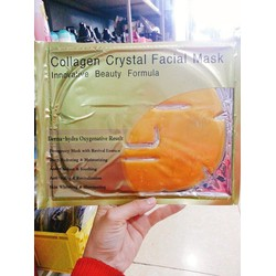 MẶT NẠ COLLAGEN CRYSTAL FACIAL MASK