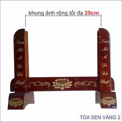Bộ 03 Khung Ảnh Treo Tường – Size A4 A5 13×18 – Khung Hình Gỗ Thông Mặt Kính – Tiệm Khung PT