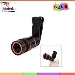 Lens chụp hình zoom 8x cho điện thoại di dộng