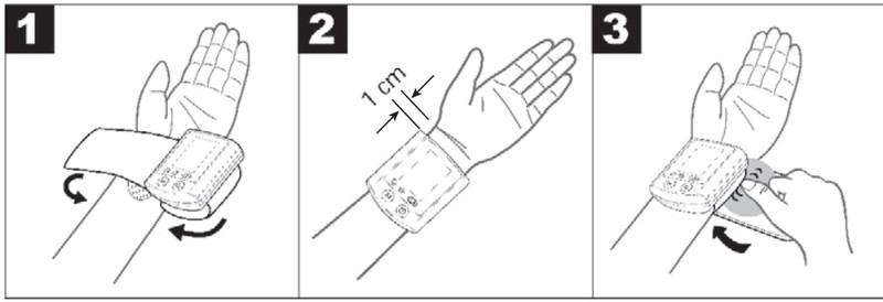 Máy đo huyết áp cổ tay Beurer BC50 4