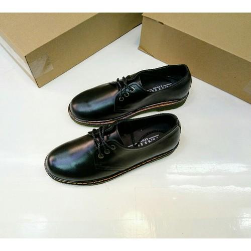 giày nam đế cao 3 lỗ giày tăng chiều cao