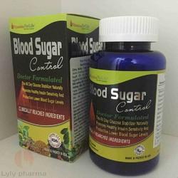 Blood Sugar - Hỗ trợ, điều trị tiểu đường