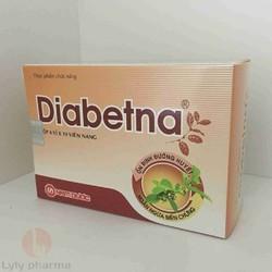 Diabetna - Ổn định đường huyết và ngăn ngừa các biến chứng tiểu đường
