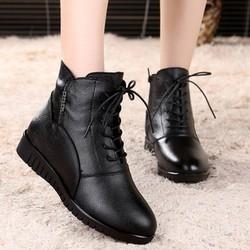Giày Boot nữ thời trang B109D