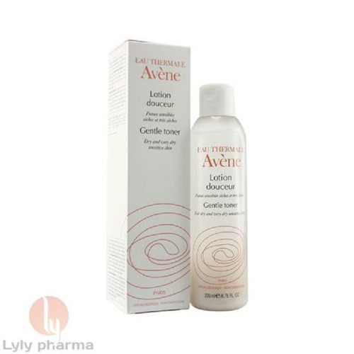 Avene Skin Balance Lotion - Tẩy trang dịu nhẹ và làm sạch da