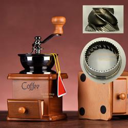 Cối xay cà phê cafe lõi thép cắt CNC