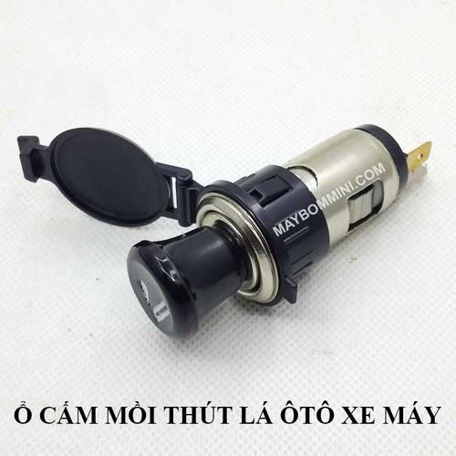 Tẩu mồi thuốc trên ôto xe máy dùng điện 12V - 10574719 , 8683937 , 15_8683937 , 220000 , Tau-moi-thuoc-tren-oto-xe-may-dung-dien-12V-15_8683937 , sendo.vn , Tẩu mồi thuốc trên ôto xe máy dùng điện 12V