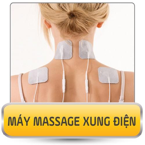Máy massage xung điện Omron