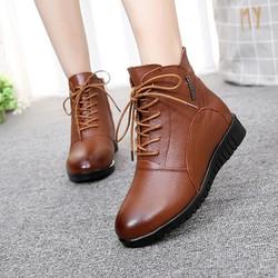 Giày Boot nữ thời trang B109N