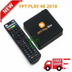 [Free ship] FPT Play 4K 2018