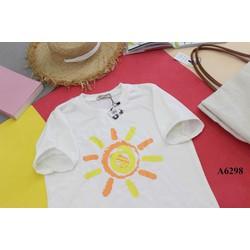 áo thun mặt trời so cute