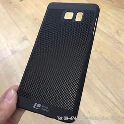 Ốp lưng Galaxy Note 5 LooPee lưới thoát nhiệt